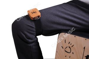 Cajon Castanet/Cajon Castanet with Bell /Cajon Jingle Tap/Cajon Bells (BH-JT2) pictures & photos