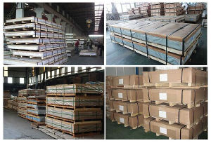 Industry Cold Rolling Ss Stainless Steel Plate