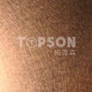 Topson Stainless Steel Sheet Vibration Decorative Color for Home Decor