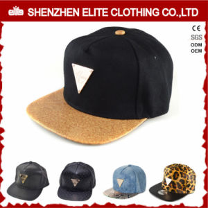 Wholesale Custom Cheap 3D Embroidery Snapback Caps pictures & photos