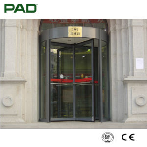 Revolving Door (Four Acting Door Leaves) for Commercial Building pictures & photos