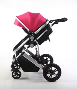 Baby Push Chair Stable Chassis Pram Aluminum Travel System 2 in 1 Stroller Carry Cot Nb  sc 1 st  Made-in-China.com & China Baby Push Chair Stable Chassis Pram Aluminum Travel System 2 ...