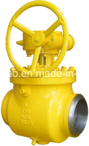 Metal to Metal Seal Ball Valve