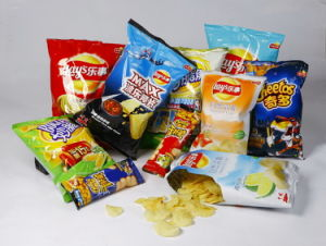 Metalized Pet Film for Fried Chips Packing