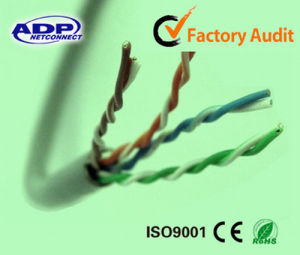 Manufacturer of UTP/FTP/SFTP Cat5e Cable/CAT6 Cable/Network Cable/LAN Cable/Communication Cable pictures & photos