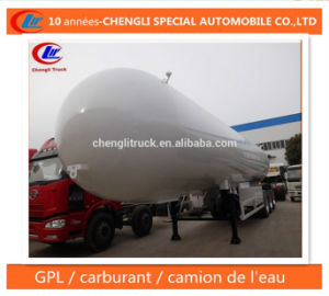 30mt LPG Tanker Trailer 56cbm LPG Semi Trailer for Sale pictures & photos