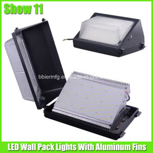 IP65 60 Watt LED Wall Pack Lamp for Outdoor Parking Lot Lighting pictures & photos