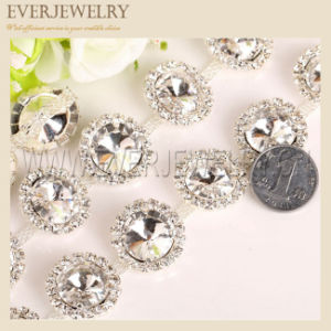 2016 New Design Rhinestone Cup Chain pictures & photos
