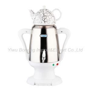 Persian Turkish Russian Tea Maker with Glass Teapot New Electric Glass Samovar