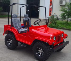 2016 New Design 150cc Jeep ATV with 4 Stroke (JY-ATV020) pictures & photos