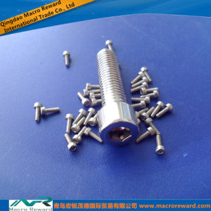 ASTM Steel Fasteners Hex Socket Head Cap Screw pictures & photos