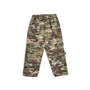 Wholesale Wasteland Python Camouflage Army Tactical Combat Hunting Military Uniform pictures & photos