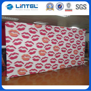 Fabric Backdrop Banner Display Stand for Exhibition Display pictures & photos