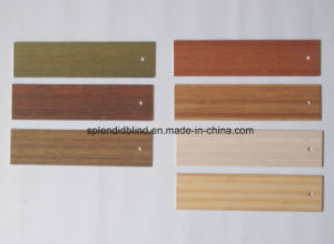 63.5mm Wood Blinds Home Use Windows Blinds (SGD-S-5603)
