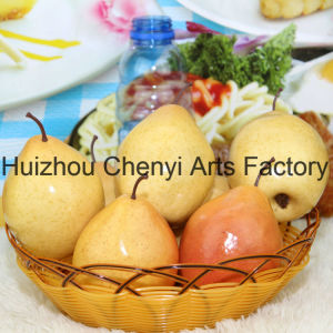 Cheap Sale of Pear Artificial Fruit