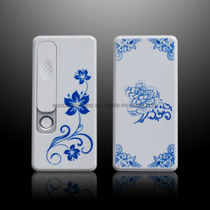 Customized USB Cigarette Rechargeable Lighter with Full Imprinted pictures & photos