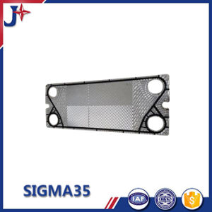 Plate Heat Exchanger Plates and Gaskets Suppliers Heat Exchanger API Sigma35 Plate with Gasket pictures & photos