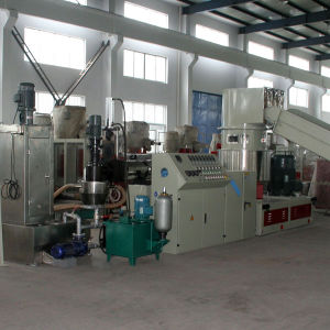 Customized Watering Plastic Recycling Machine Sj120 Extruder PP PE Film