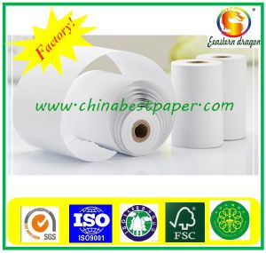 Bank Terminal Receipt Paper rolls, Thermal paper rolls Supplier pictures & photos