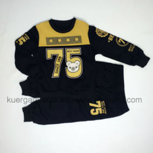 Kids Printing Boy Sports Suit Children Clothing