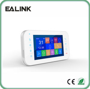 Indoor LCD Monitor Video Interphone for Villa