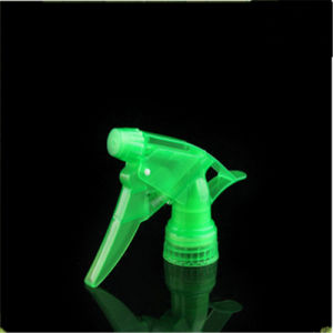 PP Green Trigger Sprayer for Different Stypes Bottle Ts-06 pictures & photos