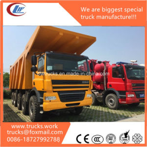 Heavy Duty 60tons to 80tons 5axles 10X6 LHD Mining Dump Truck pictures & photos