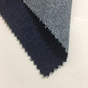 11.8oz Military Sewing Skills Manufactory Supply Cotton Camouflage Flame Retardant Denim Fabric pictures & photos
