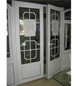 PVC Profiles for Window Shutter /PVC Profile Factory