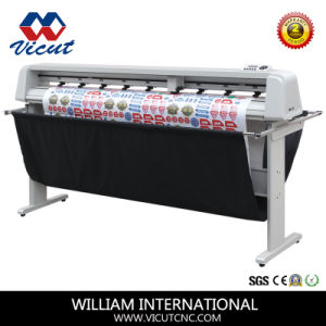 Vinyl Cutting Plotter Roll Label Cutter Vct-1350as pictures & photos
