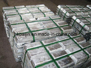 Tin Ingot 99.99% min in High Quality pictures & photos