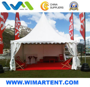 5X5m Outdoor Garden Gazebo Pagoda Tent for Wedding Party Events