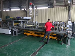 Hairline and No.4 Grinding/Polishing Machine for Sheets pictures & photos