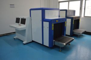 Large Size X Ray Baggage Scanner for Airport pictures & photos