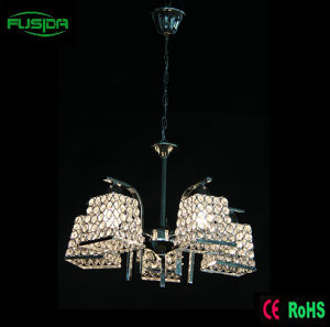 Five Lights Chandelier Lighting Tie Beads for Home Lighitng D-9715/5 pictures & photos