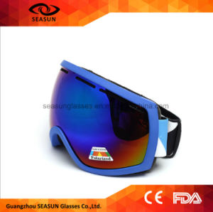 2017 Newest Anti-Wind Snow Motocross Googles Printed Skiing Goggles Sporting Eyewear pictures & photos