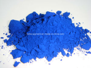 Organic Pigment Fast Green G (C. I. P. G. 7) pictures & photos