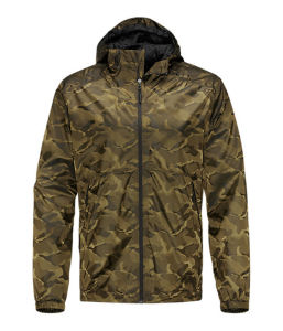 Outdoor Camouflage Double Layer Waterproof 10000mm Jacket pictures & photos