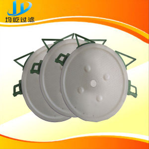 Round Filter Plate for Filter Press