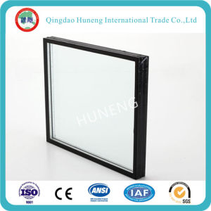 6+12A+6mm Low E Insulated Glass with ISO Ce