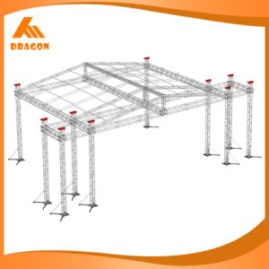 Aluminum Spigot Truss, Truss Lighting, Speaker Truss for Sale pictures & photos