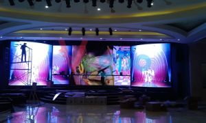 Indoor Rental Full Color LED Display Screen 5mm
