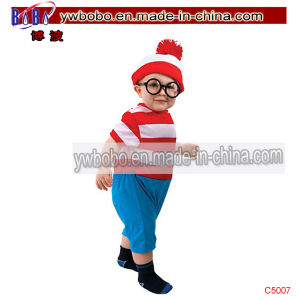 Kid′s Clothing Baby Product Waldo Costume Baby Items (C5007) pictures & photos