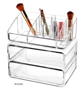 China Transpa Lucite Cosmetic