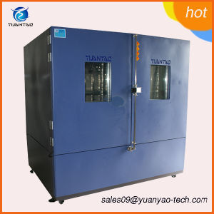 Two-Door Type Climate Temperature Humidity Test Machine on Sale pictures & photos