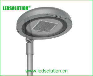 Aluminum Body Round LED Street Light with Surge Protector pictures & photos