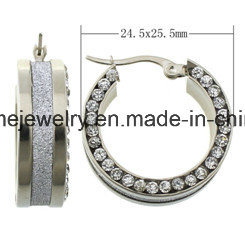 High Quality Best Price Jewelry Stainless Steel Jewelry Earring (ERS6952) pictures & photos