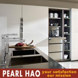 High Gloss Acrylic White Kitchen Furniture