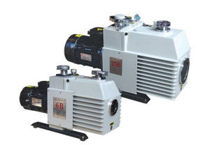 Direct Drive Rotary Vane Vacuum Pump (2XZ) Series pictures & photos