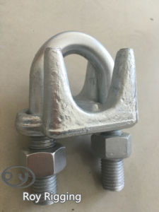 Excellent Quality Us Type Drop Forged HDG Wire Rope Clips pictures & photos